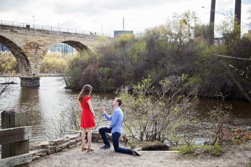 Stone Arch Bridge Proposal - Minneapolis